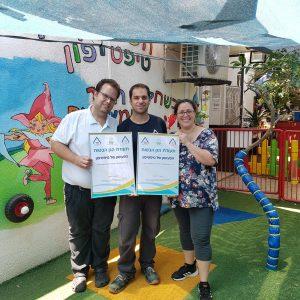 הזמנת בדיקת הגן הבטוח של מכון התקנים הישראלי
